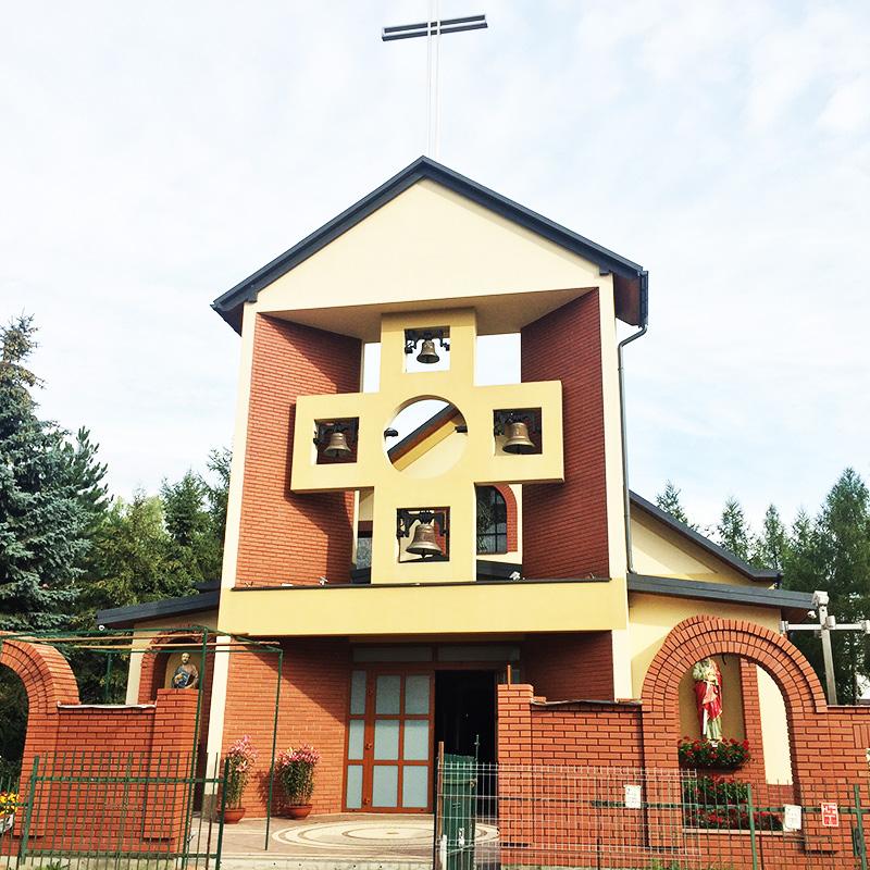 Kraków-Kantorowice, Parafia św. Stanisława Biskupa Męczennika