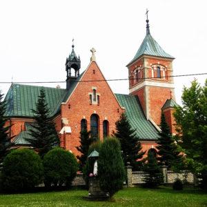 Kasinka Mała, Parafia Nawiedzenia Najświętszej Maryi Panny