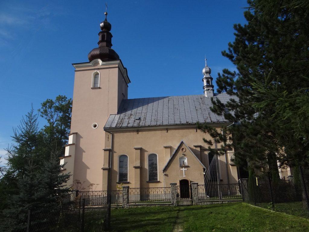 Klikuszowa, Parafia św. Marcina