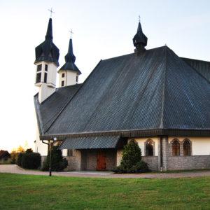 Kluszkowce, Parafia Matki Boskiej Częstochowskiej