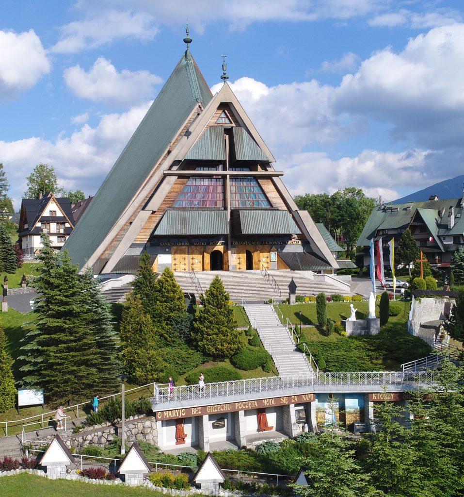 Zakopane-Olcza, Parafia Najświętszej Maryi Panny Niepokalanej Objawiającej Cudowny Medalik