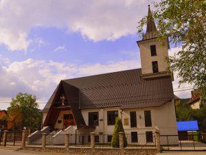 Bysina, Parafia Najświętszego Serca Pana Jezusa
