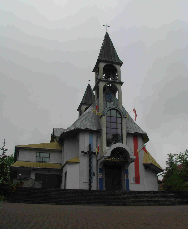 Ponice, Parafia Matki Bożej Królowej Polski