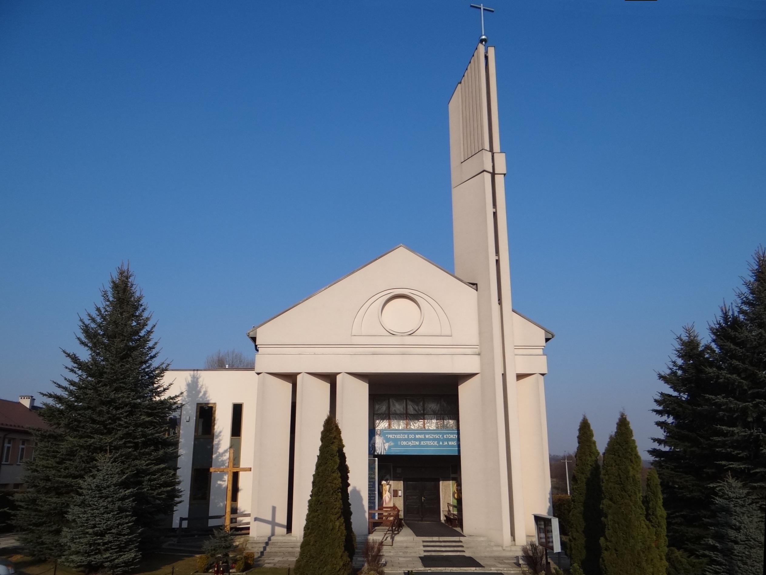 Kobylany, Parafia Podwyższenia Krzyża Świętego