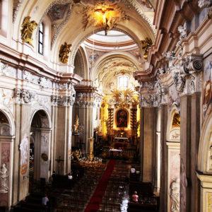 Kraków, Parafia św. Anny