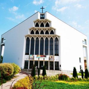 Kraków-os. Dywizjonu 303, Parafia św. Brata Alberta Chmielowskiego