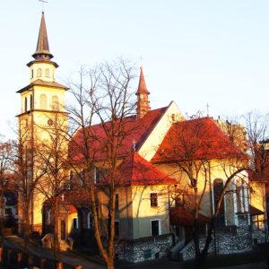 Kraków-Czyżyny, Parafia św. Judy Tadeusza