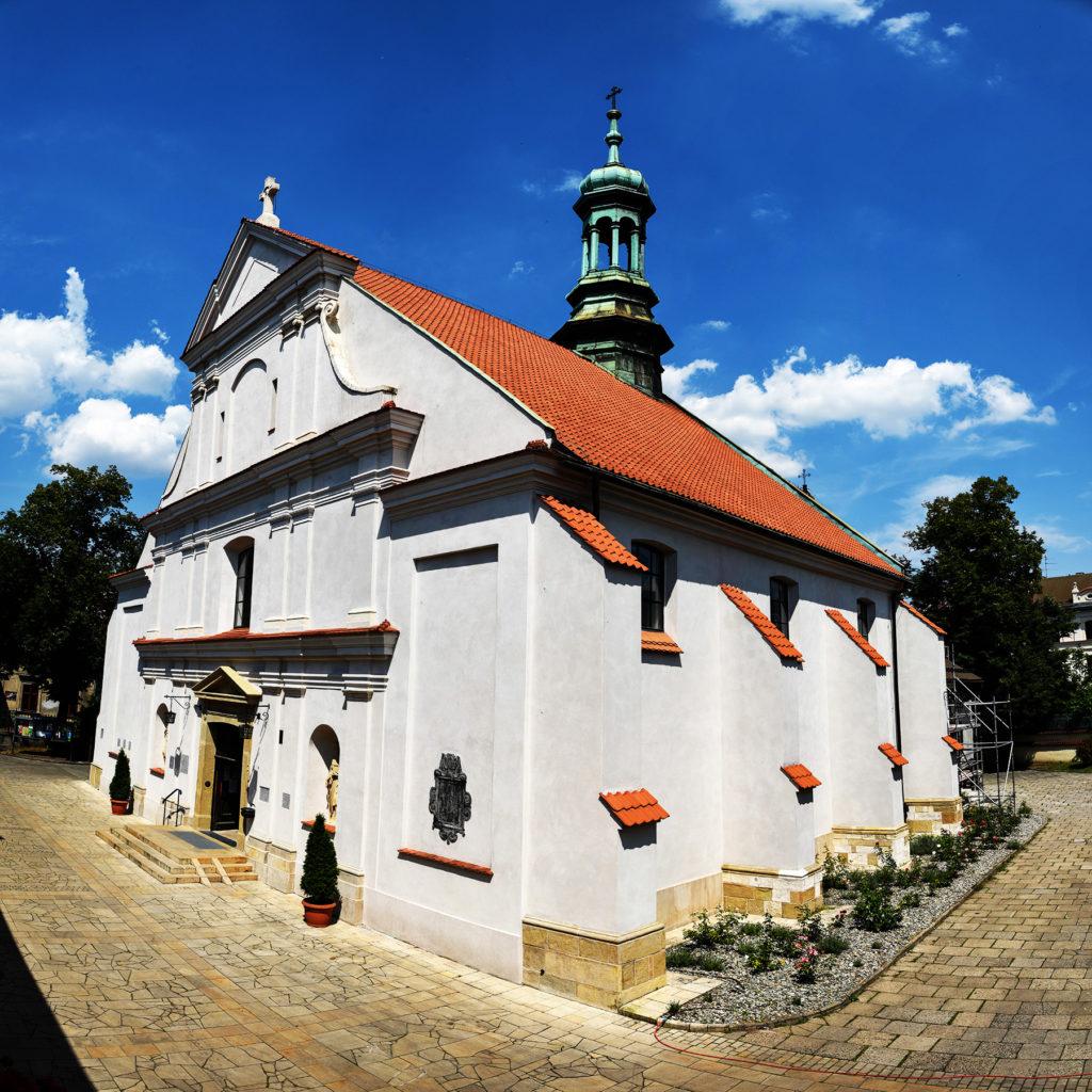 Kraków, Parafia św. Mikołaja