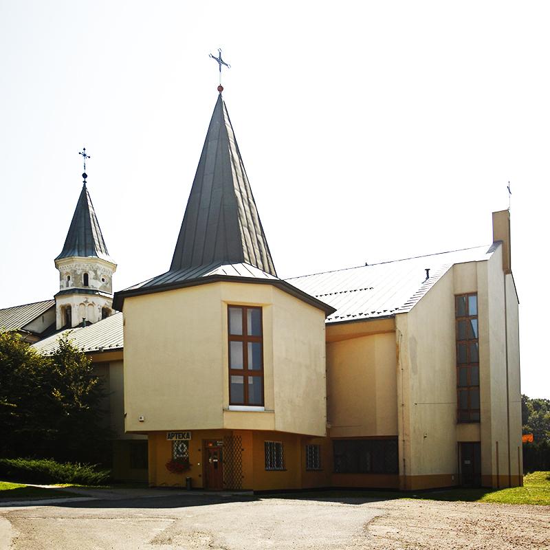 Kraków-Bieżanów, Parafia Narodzenia Najświętszej Maryi Panny