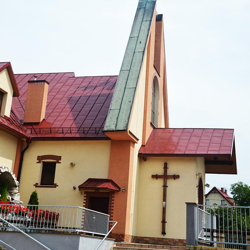 Kraków-Bielany, Parafia Matki Bożej Nieustającej Pomocy
