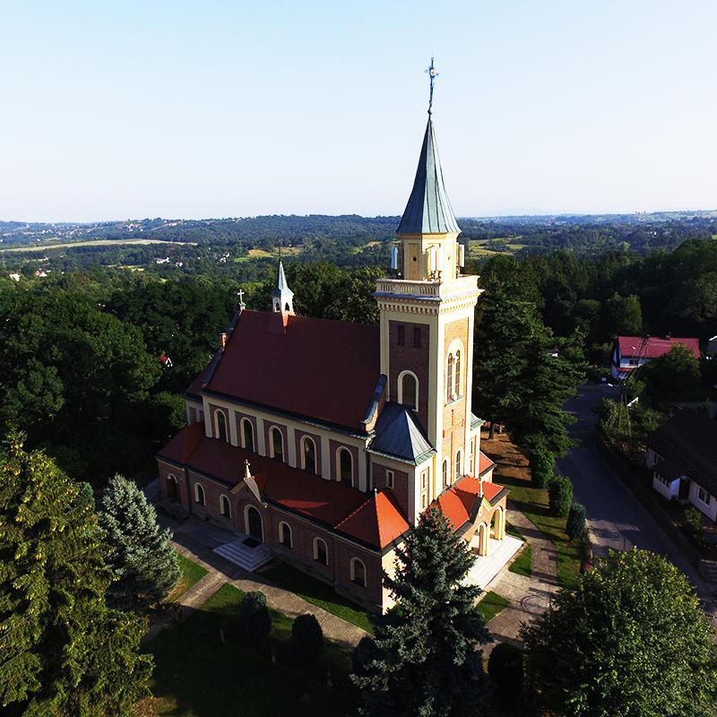 Kraków-Kosocice, Parafia św. Marii Magdaleny