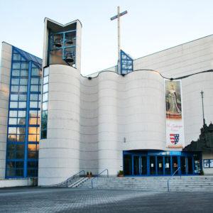 Kraków-Krowodrza, Parafia św. Jadwigi Królowej