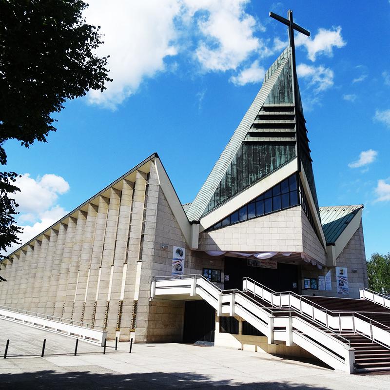 Kraków-Mistrzejowice, Parafia św. Maksymiliana Marii Kolbego