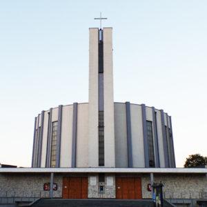 Kraków-Prądnik Biały, Parafia Najświętszej Maryi Panny Matki Kościoła