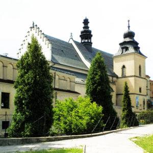 Kraków-Salwator, Parafia Najświętszego Salwatora