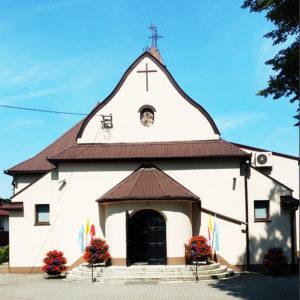 Kraków-Nowy Ruczaj, Parafia Matki Bożej Królowej Polski