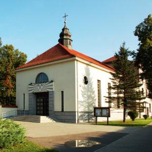 Kraków-Płaszów, Parafia Najświętszego Serca Pana Jezusa