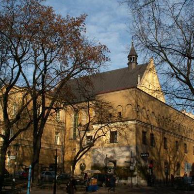 Kraków, Parafia Greckokatolicka Podwyższenia Krzyża Świętego