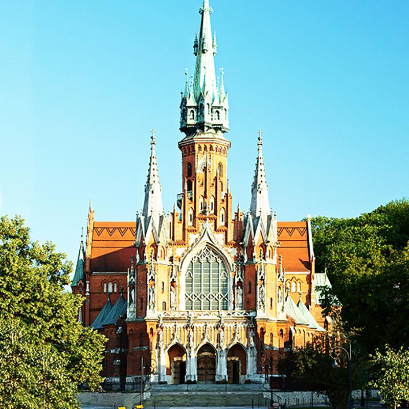 Kraków-Podgórze, Parafia św. Józefa