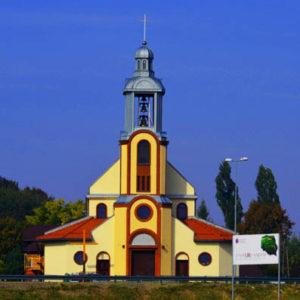 Kraków-Prusy, Parafia Matki Bożej Wspomożenia Wiernych