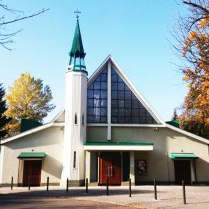 Kraków-Rakowice, Parafia Najświętszego Imienia Maryi