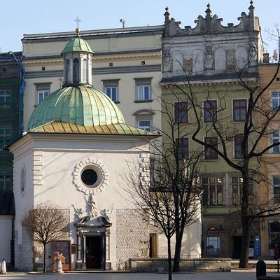 Kraków, Rektorat św. Wojciecha Biskupa i Męczennika