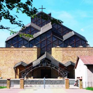 Kraków-Szklane Domy, Parafia Matki Bożej Częstochowskiej
