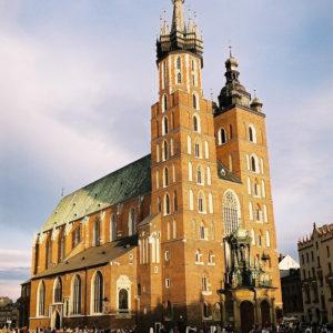 Kraków, Parafia Wniebowzięcia Najświętszej Maryi Panny (Kościół Mariacki)
