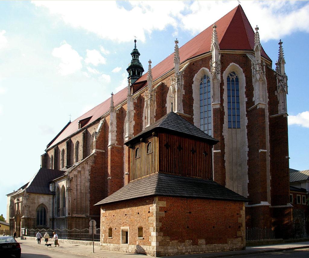 Kraków, Parafia św. Katarzyny Aleksandryjskiej
