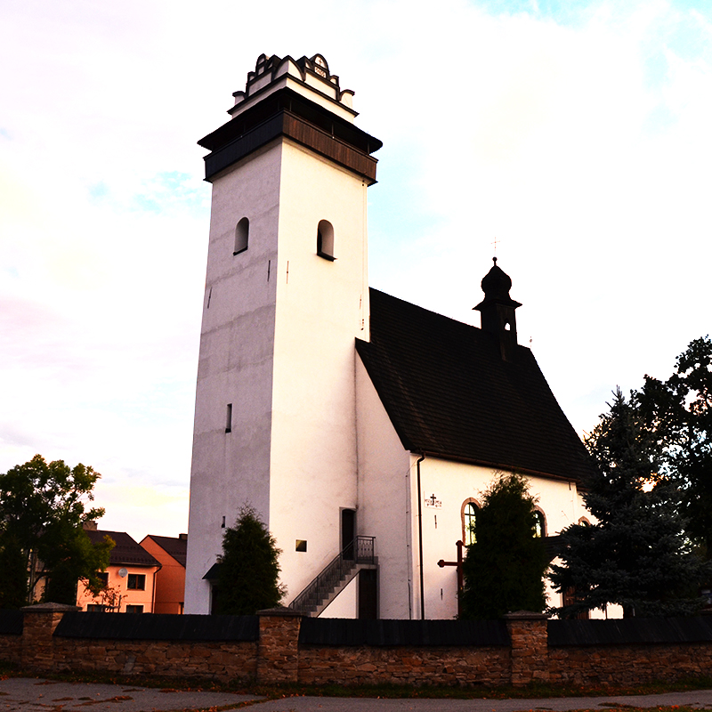 Krempachy, Parafia św. Marcina