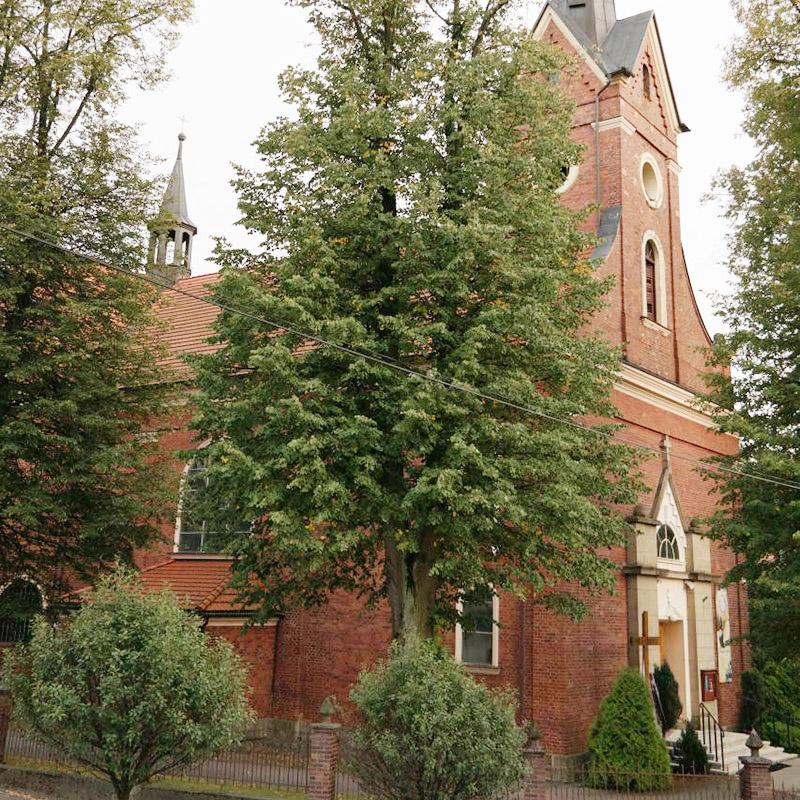Krzywaczka, Parafia Trójcy Przenajświętszej