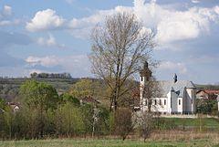 Kwaczała, Parafia św. Stanisława Kostki