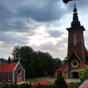Lubień, Parafia św. Jana Chrzciciela