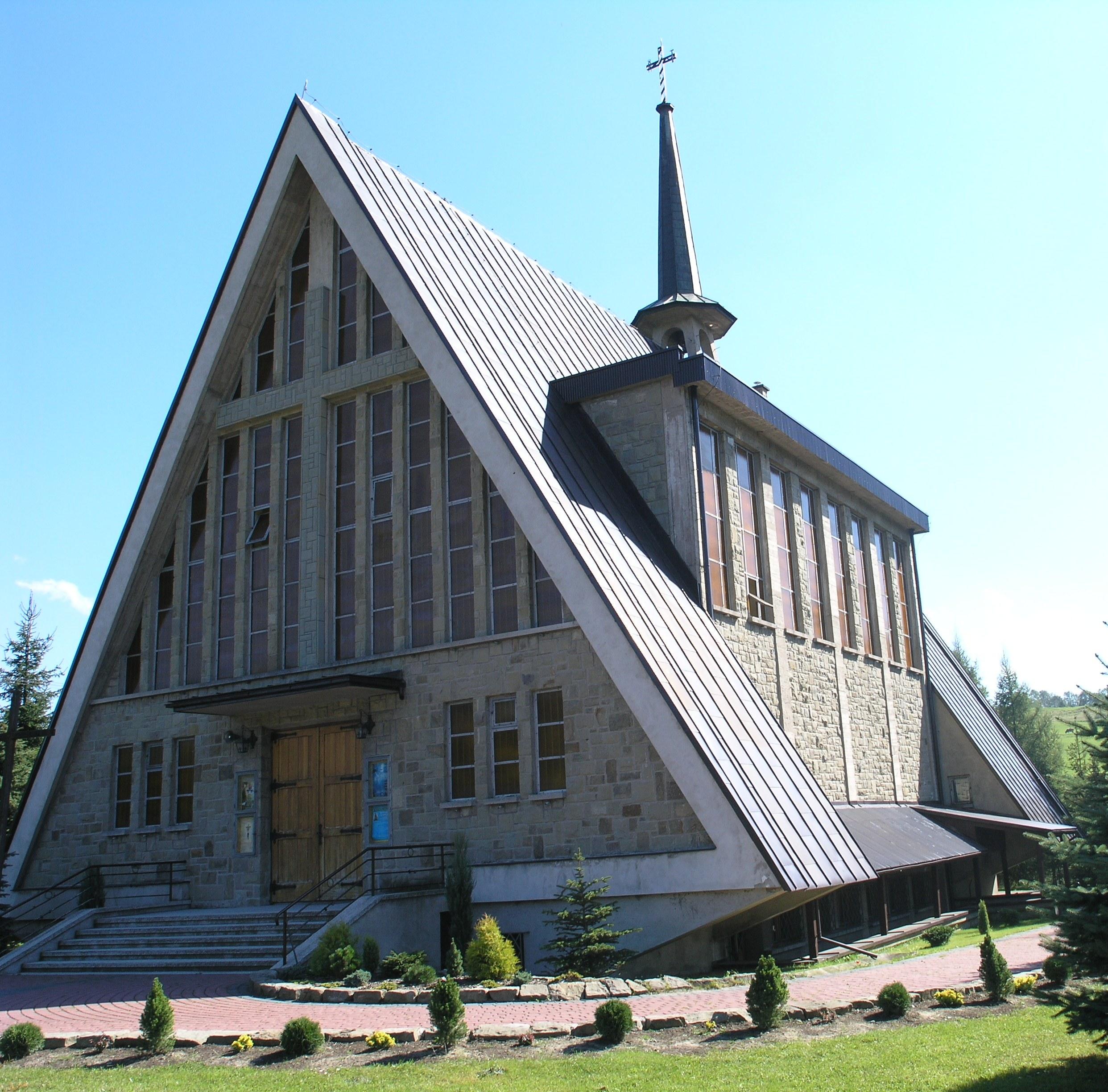 Łętowe, Parafia Matki Bożej Królowej Polski