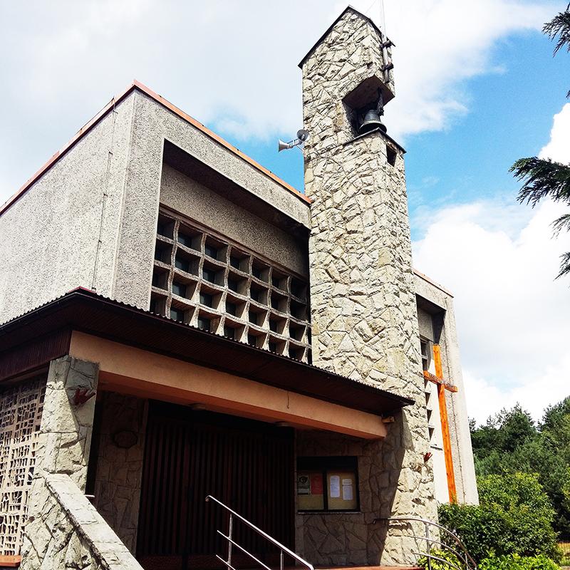 Lgota, Parafia Chrystusa Króla