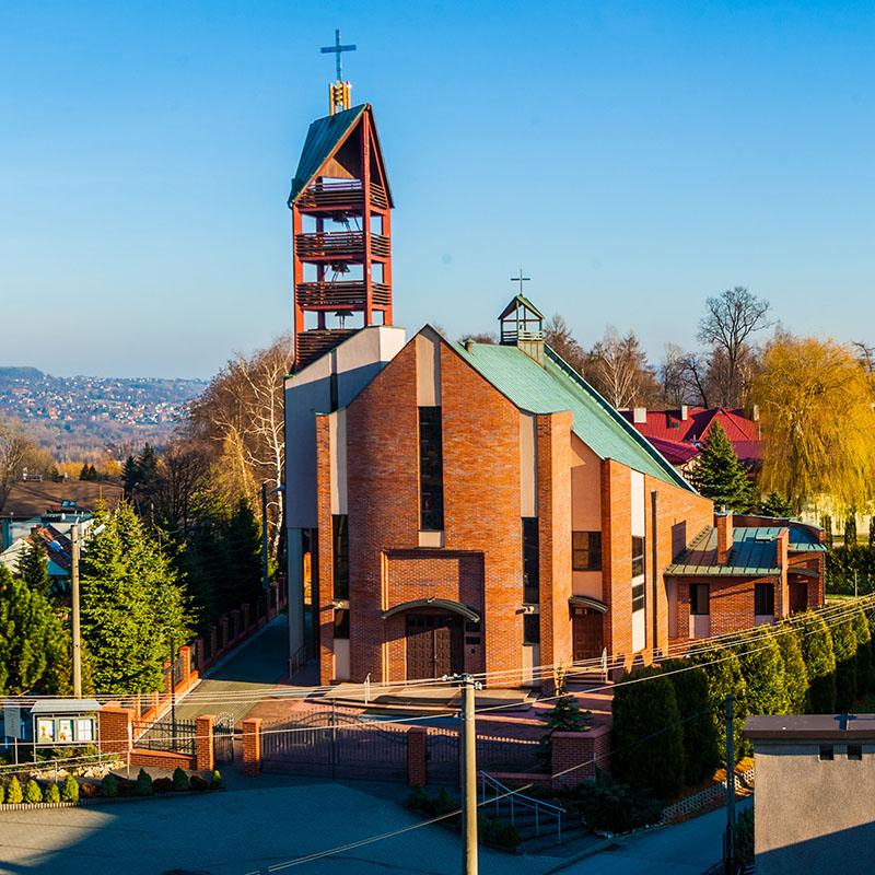 Libertów, Parafia św. Brata Alberta
