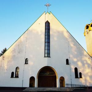 Libiąż, Parafia św. Barbary