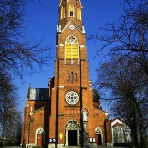 Libiąż, Parafia Przemienienia Pańskiego
