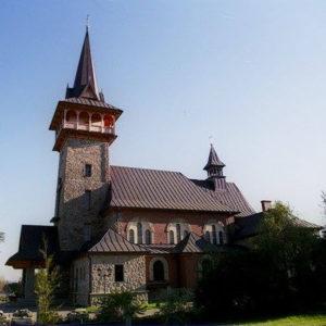 Lipnica Mała, Parafia św. Stefana