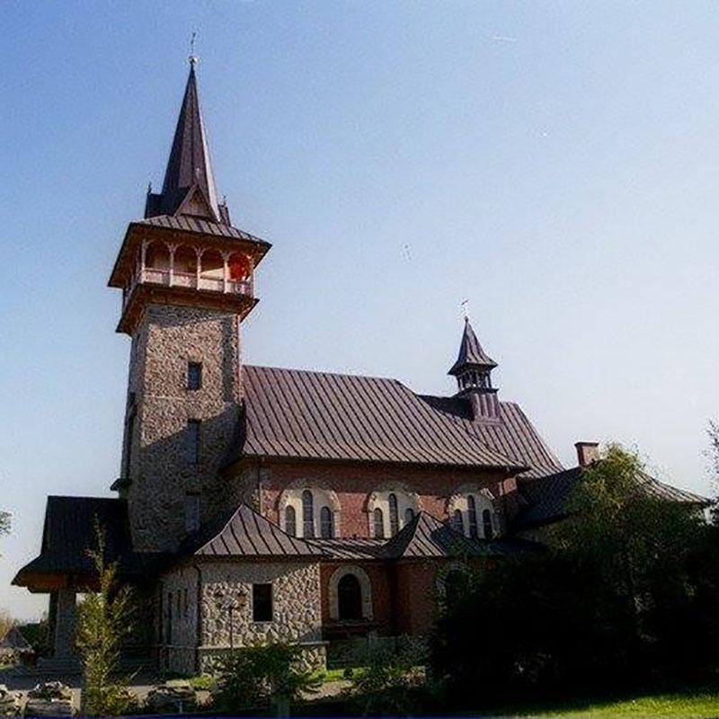 100-lecie parafii w Lipnicy Małej