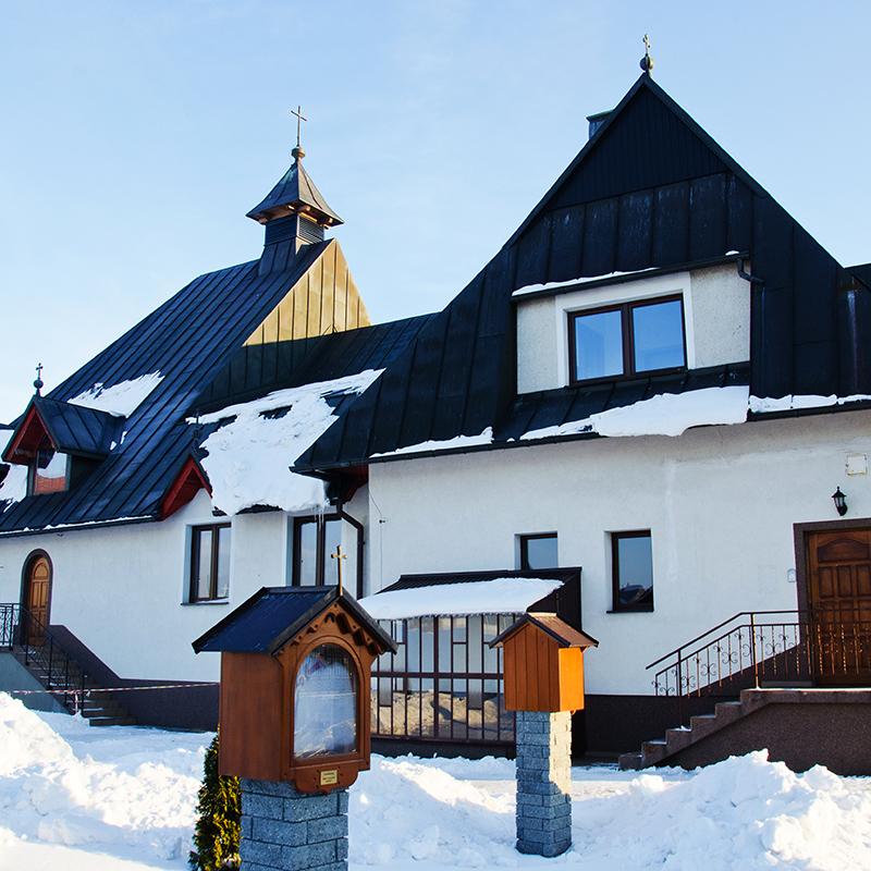 Lipnica Wielka-Murowanica, Parafia św. Jadwigi Królowej