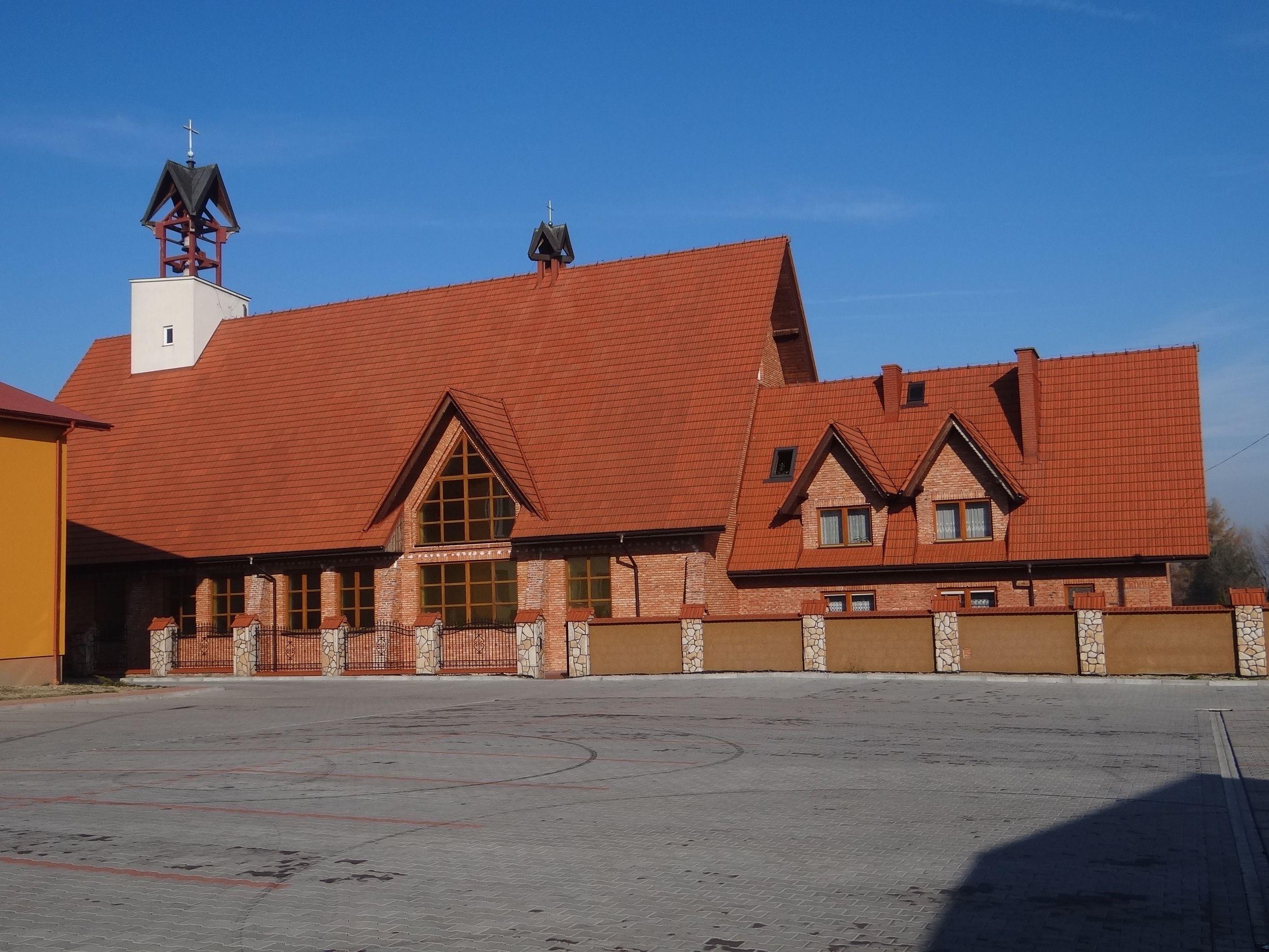 Lipnik, Parafia św. Jadwigi Królowej