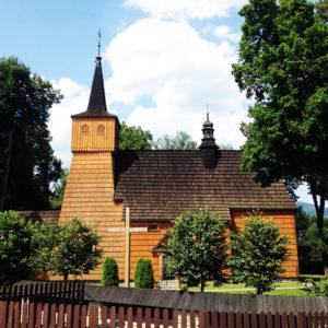 Łopuszna, Parafia Przenajświętszej Trójcy