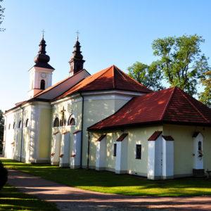 Maków Podhalański, Parafia Przemienienia Pańskiego