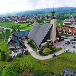Maniowy, Parafia św. Mikołaja