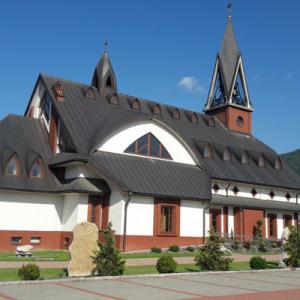 Mszana Dolna, Parafia Miłosierdzia Bożego
