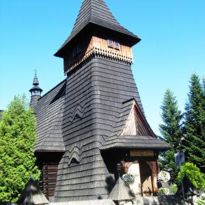 Murzasichle, Parafia Najświętszej Maryi Panny Królowej