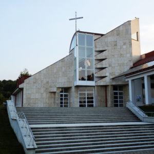 Myślenice-Osiedle, Parafia św. Brata Alberta