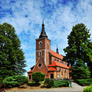 Niegowić, Parafia Wniebowzięcia Najświętszej Maryi Panny
