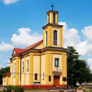 Nowa Wieś Szlachecka, Parafia Matki Bożej Wspomożenia Wiernych